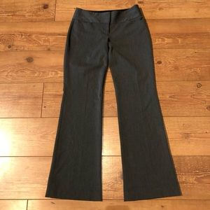Express Editor sz 2R gray trousers